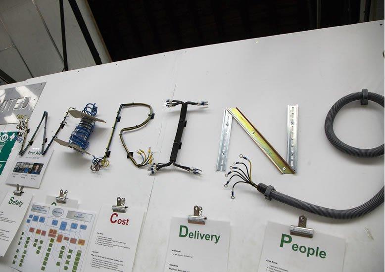 Ritherdon - Wiring Department