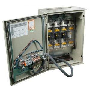 Power Supply Enclosures
