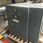 Ritherdon electrical cabinets used as movie props
