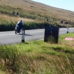 RB800 electrical cabinet at Bungalow Bridge for the Classic TT, Isle of Man