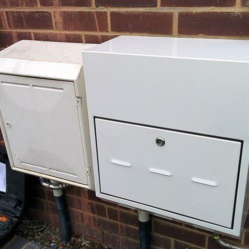 R22 FireSeal Fire Resistant gas meter box