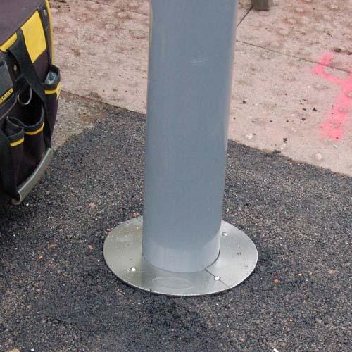 Installation of Retention Socket in Stoke - Ritherdon