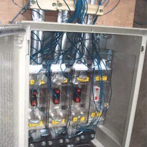 CT Chamber Short Circuit Testing