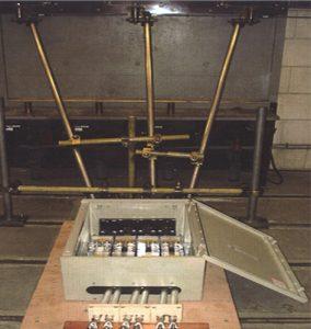 CT Chamber for UKPN Short Circuit Testing