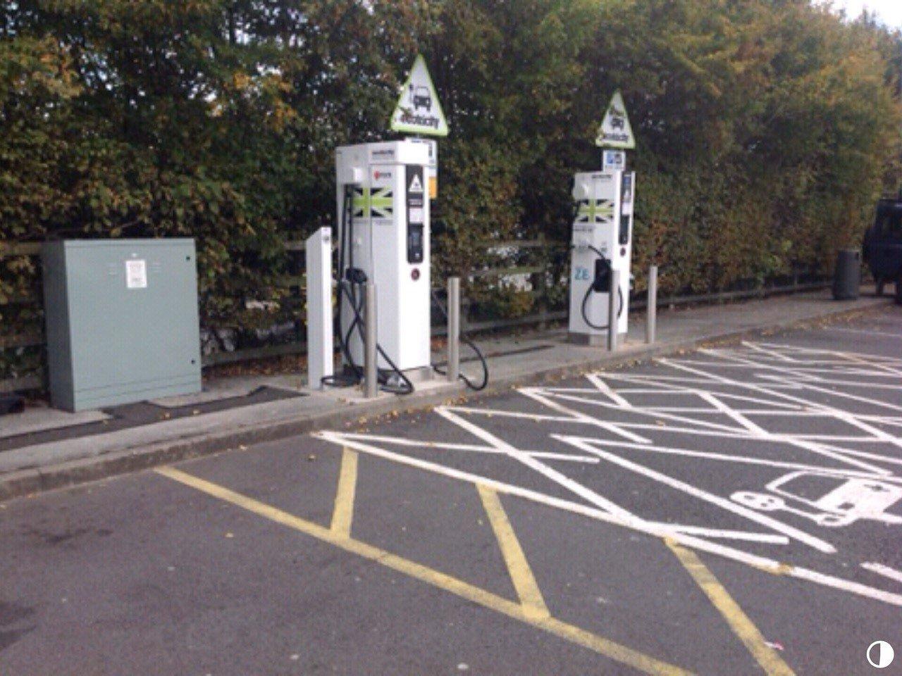 EV Charging Enclosures