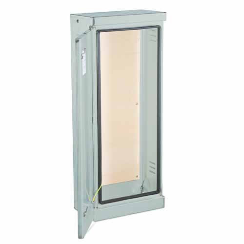 RB460 Cabinet Light Grey RB Cabinet Open