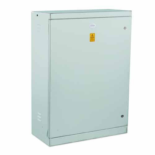 RB800 Cabinet Light Grey RB Cabine Side View