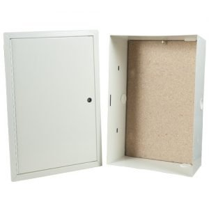 Steel Meter Boxes